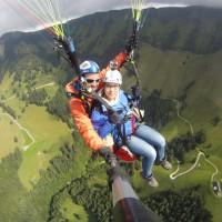 la verte gruyère en suisse romande vue du ciel