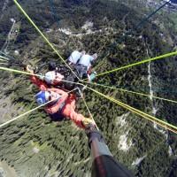 découvrir le vol libre en suisse romande
